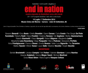 ENDinNATION | Carrara