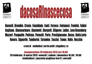 dacosaRInascecosa | invito