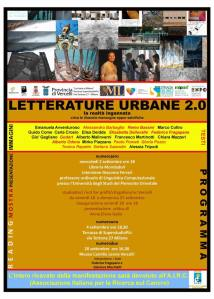 letterature urbane 2.0 | invito