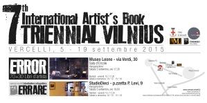 VILNIUS TRIENNALE | Invito